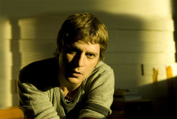 Rob Thomas Promoshot for Cradlesong 2009